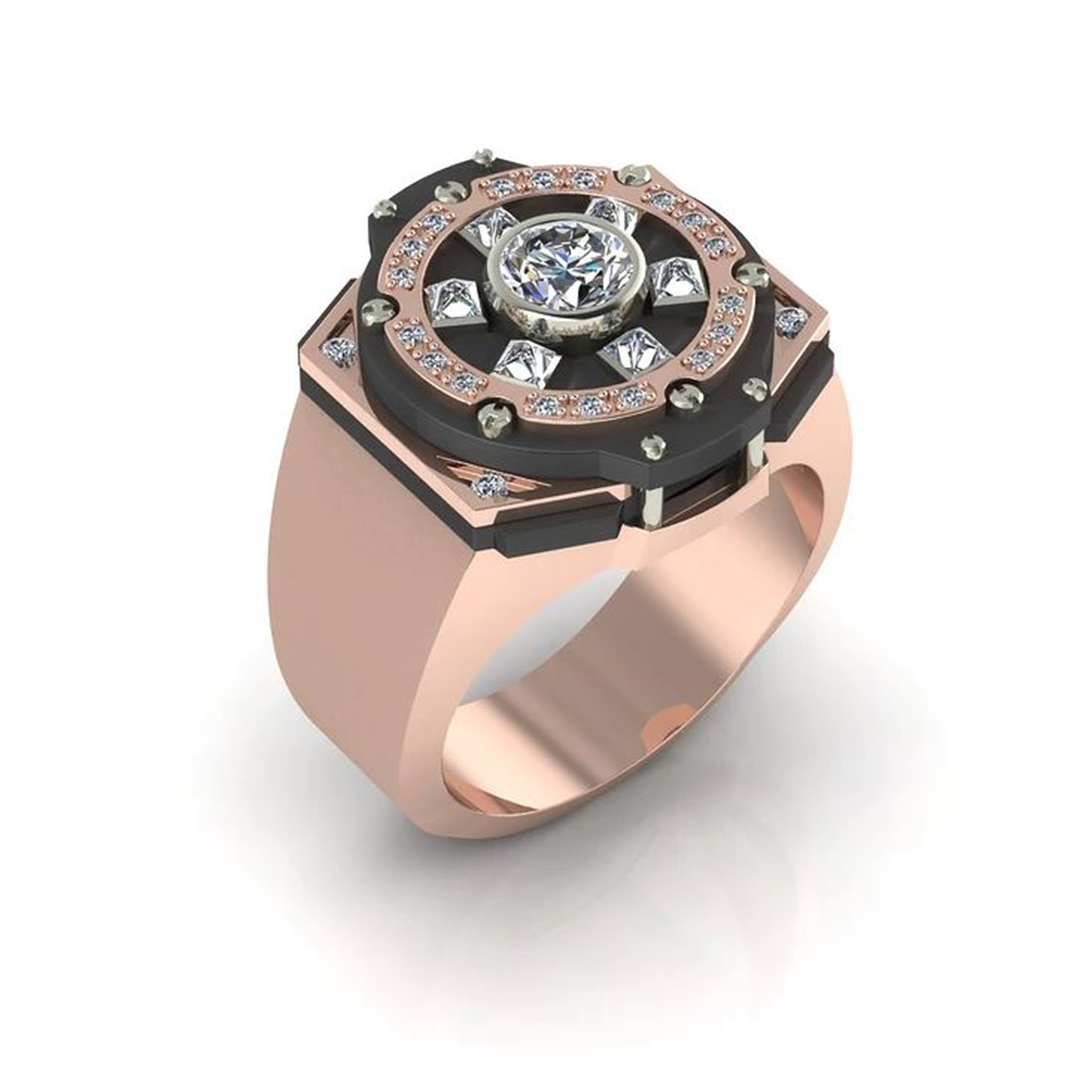 Riveted Ring