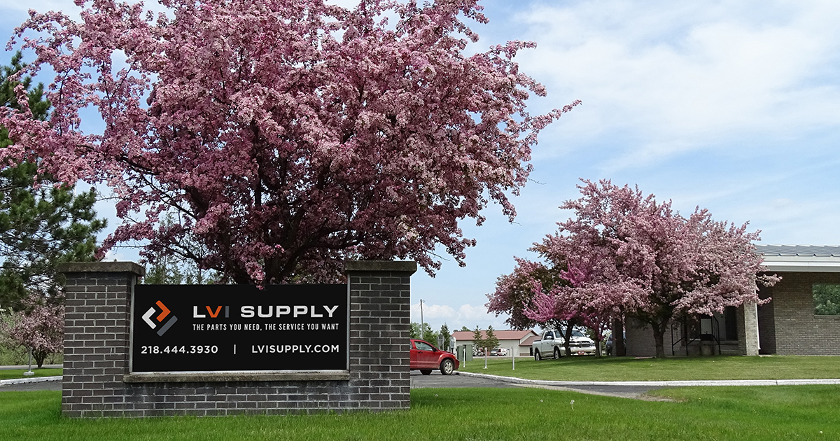 LVI Supply Headquarters