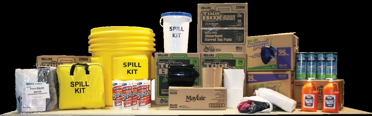 spill cleanup products