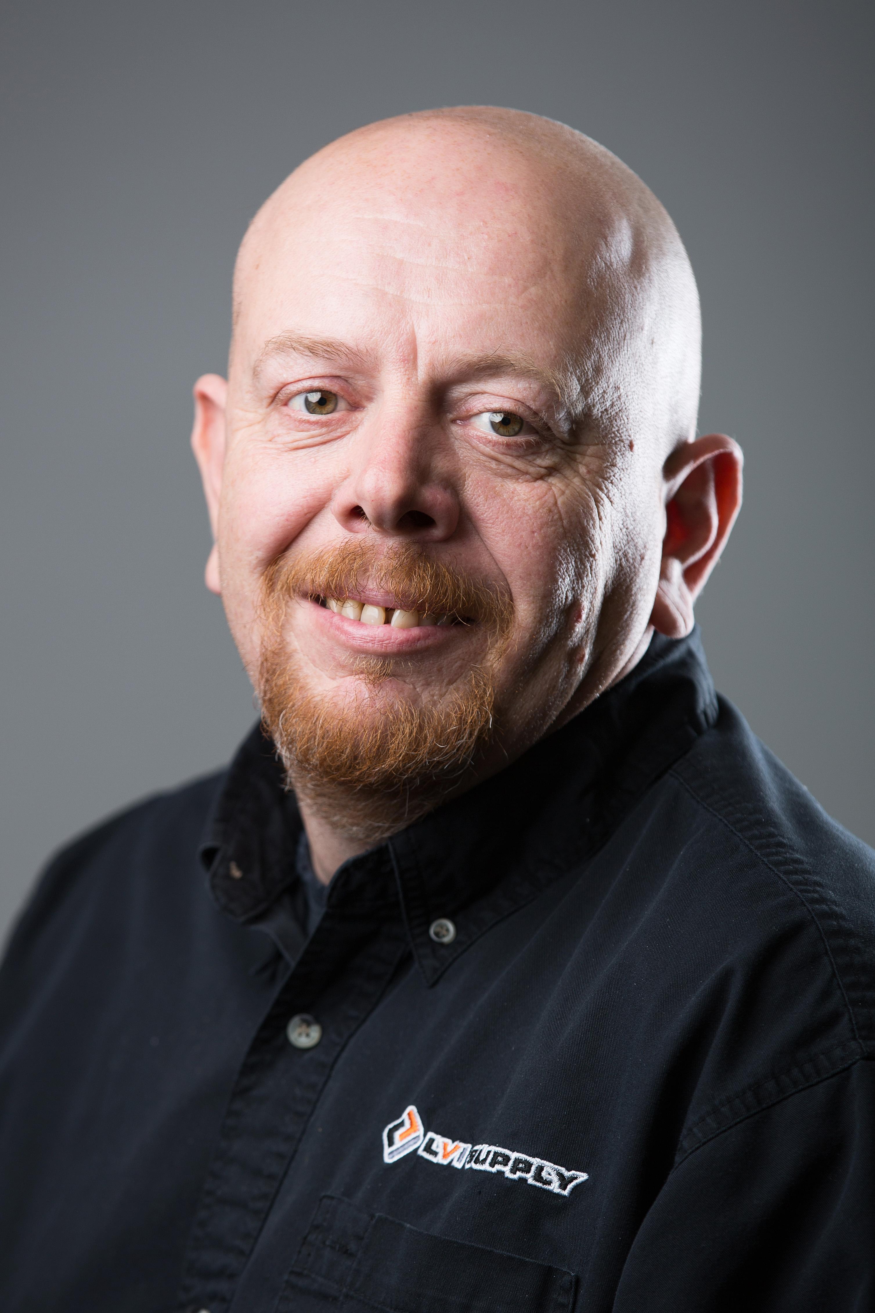 Wayne Yeomans, sales representative