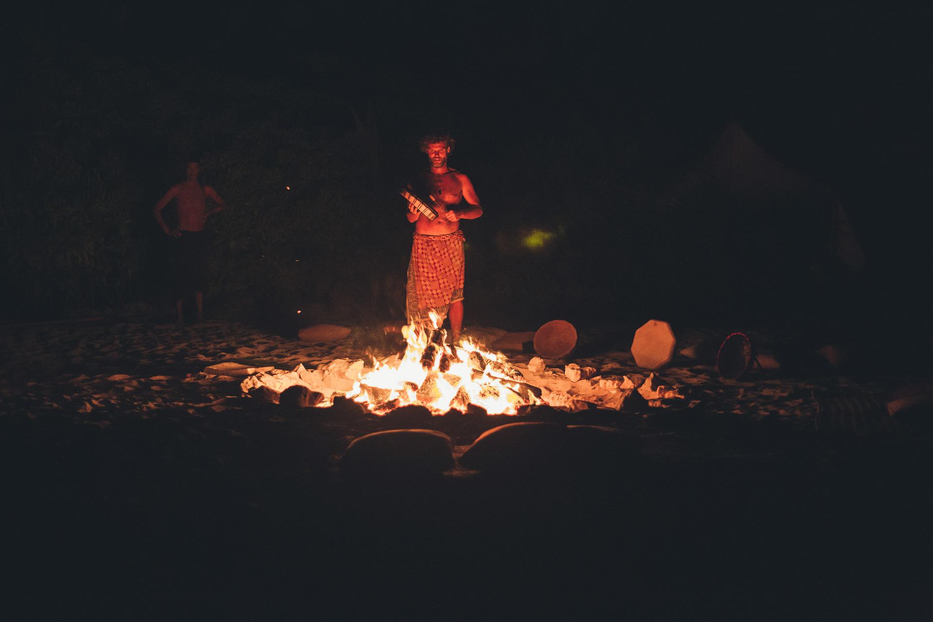 Tulum Retreat by Miriam Adler