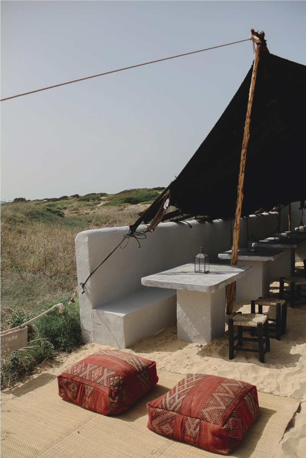 Formentera Retreat by Miriam Adler