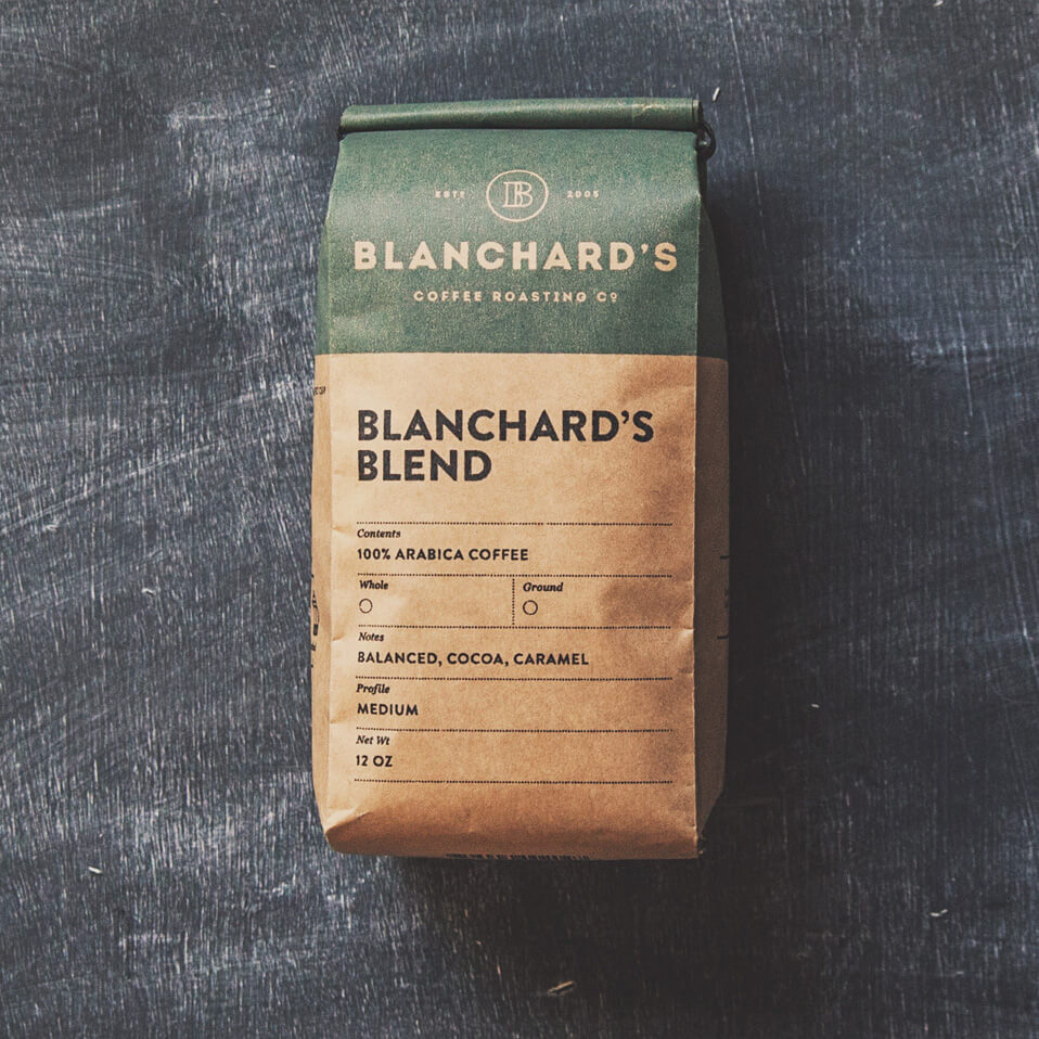 Blanchard's Coffee