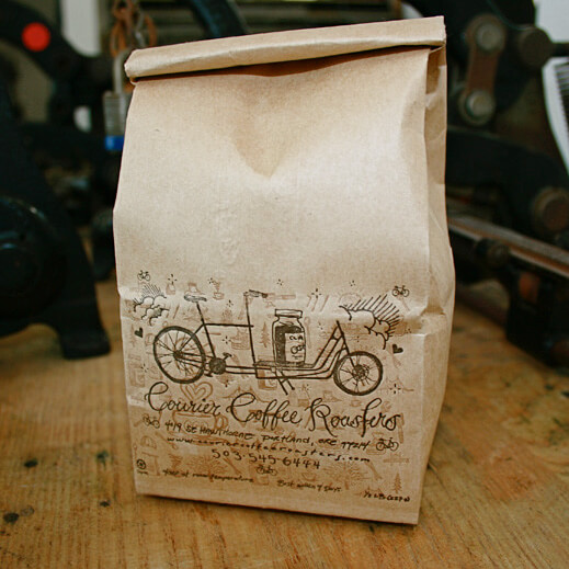 Courier Coffee Roasters