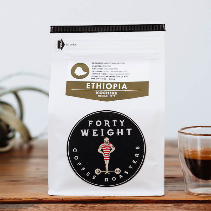 Forty Weight Coffee