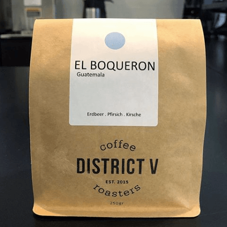 District Five Coffee Roasters