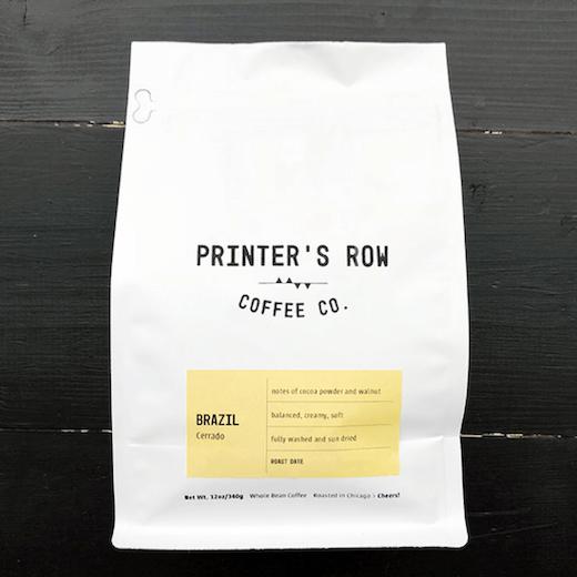 Printer's Row Coffee Co