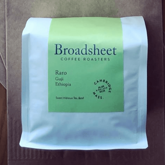 Broadsheet Coffee Roasters