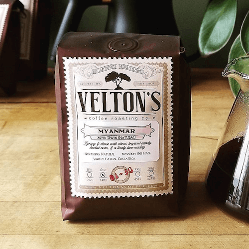 Velton's Coffee