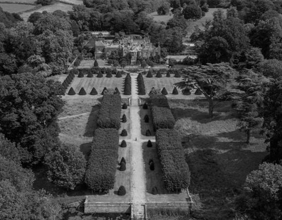 PARHAM - Parham House and Gardens   Elizabethan House by Shakticola design and build
