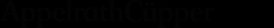 logo von appelrath copper