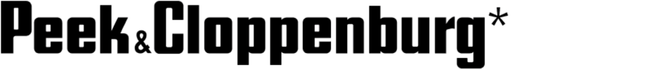 logo von peek&cloppenburg