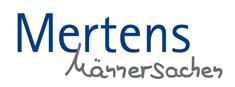Mertens Männersachen Logo
