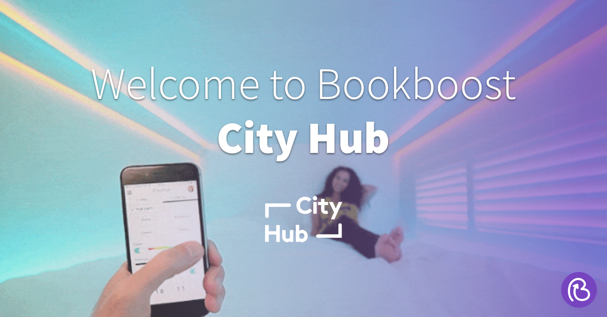 Bookboost Powers Guest Communication for CityHub Hotels