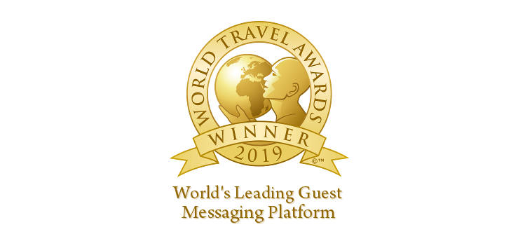 "Bookboost Named ""World's Leading Guest Messaging Platform 2019"" by the World Travel Awards"