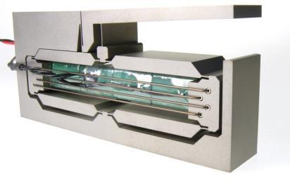 DSM standard LFPA piezo actuator with 10 mm travel