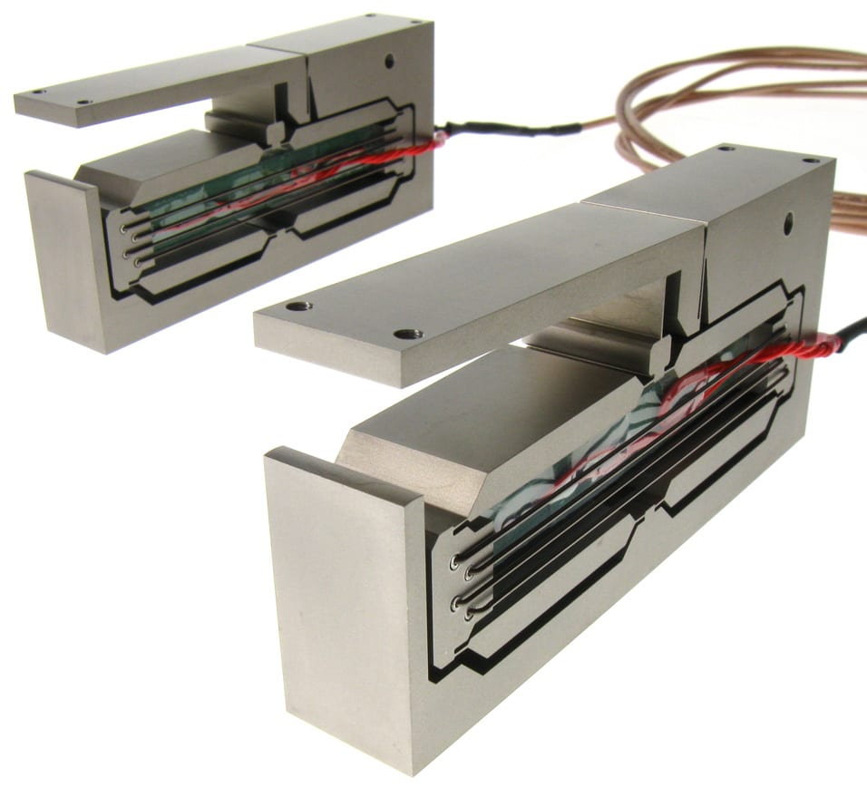 DSM standard lever amplified fpa piezo actuators (LFPA)