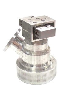 High temperature piezo gas valve actuator