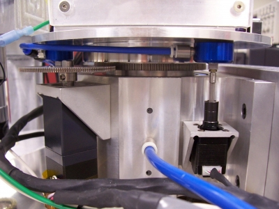 Precision air bearing motion platform