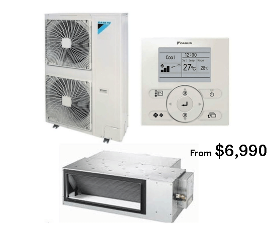 ducted air conditioning systems Sydney