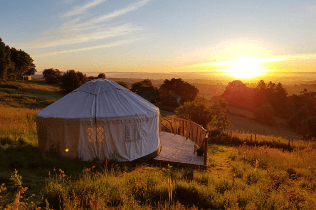 Staycayion glamping