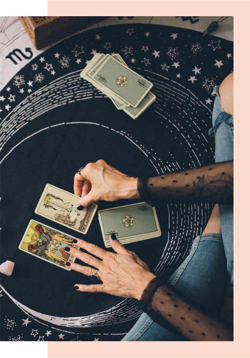 I'll be offering long distance tarot readings in 2020. Subscribe for updates and special offers.