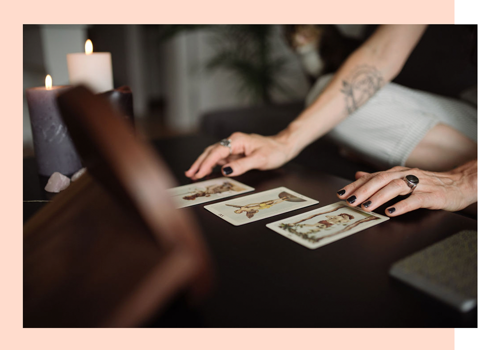 In a reading, we can discuss any aspect of your life that needs a little extra clarity—career, health, love, or anything in between. I'll be offering long distance tarot readings starting in 2020. Subscribe to get updates and special offers.