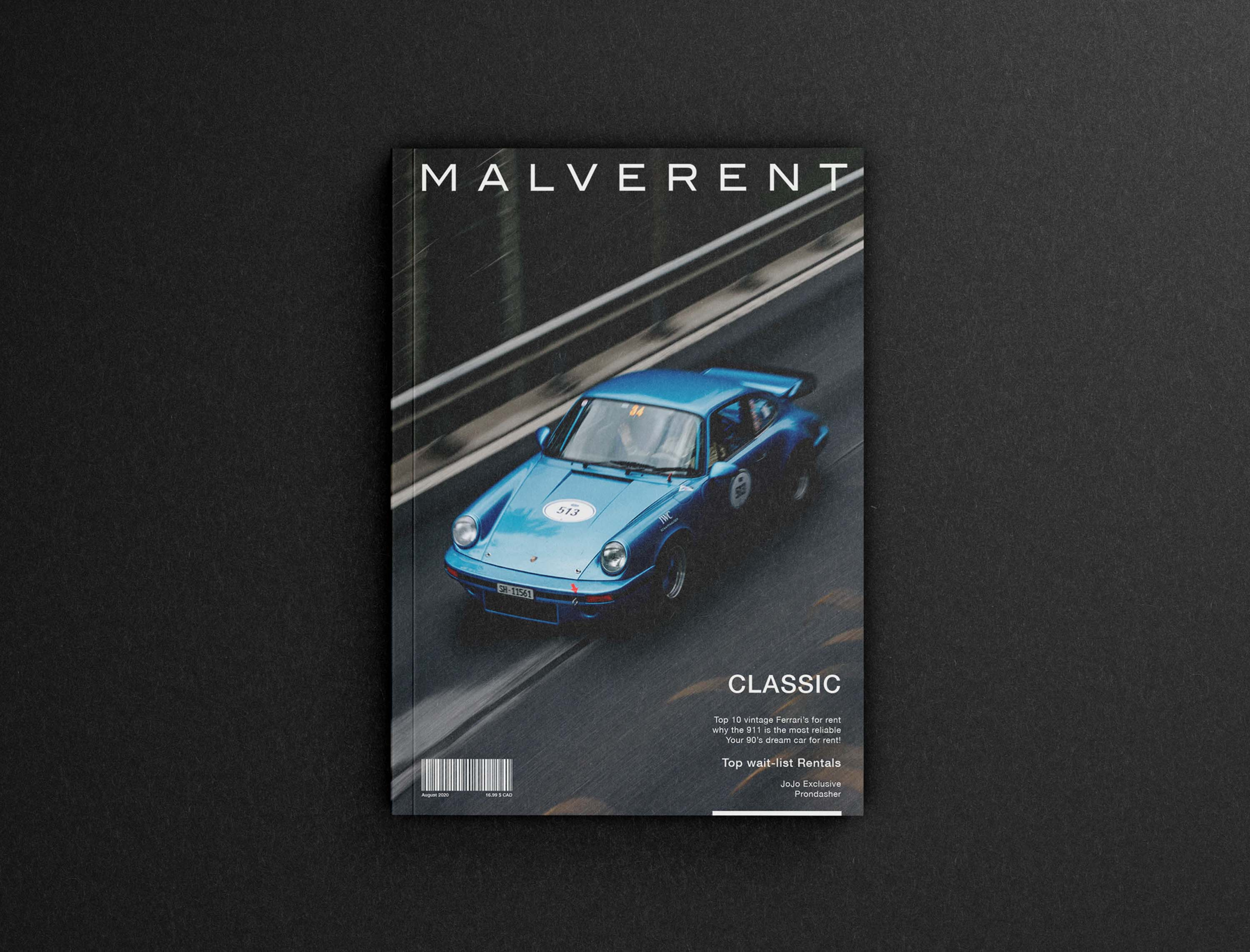 Malverent Magazine Cover