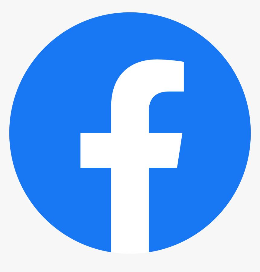 Blue Facebook logo