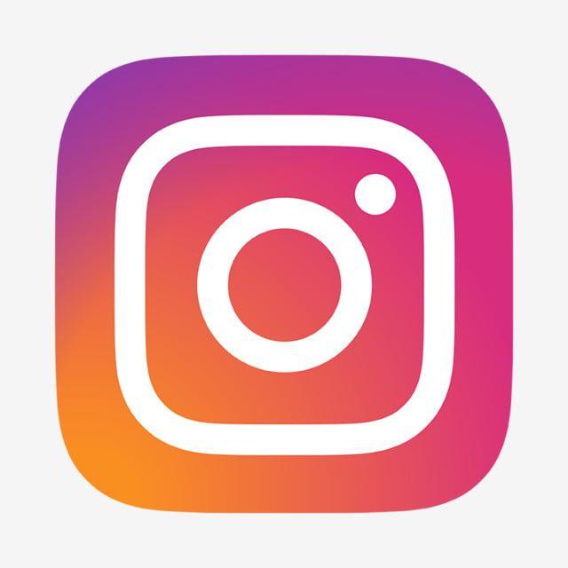 Purple - Orange gradient Instagram logo