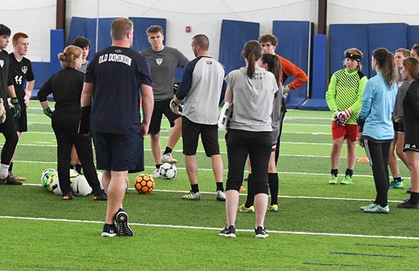 Preseason Group Training photo