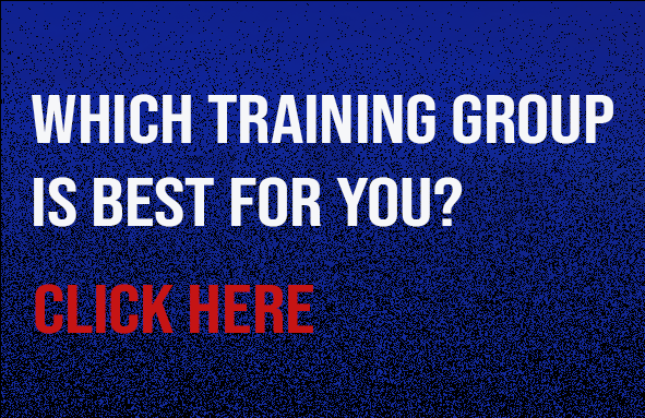 Don't know which training is best for you? Click here.
