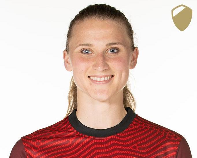 Current North Carolina Courage Professional NWSL Goalkeeper, Former NCAA Division 1 UNC Chapel Hill and U20 USWNT Goalkeeper, Samantha Leshnak Murphy