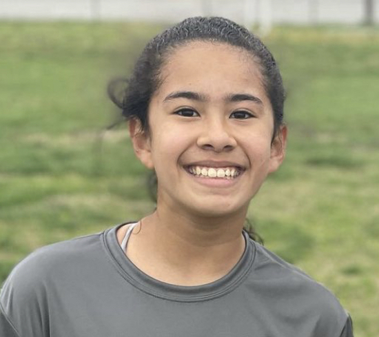 Photo of Goalkeeper Maria Billmyre
