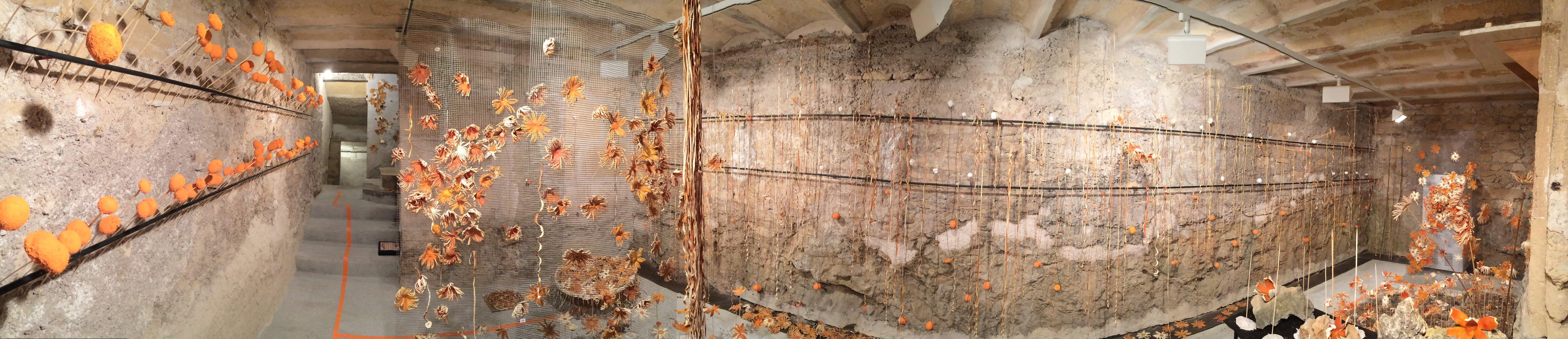 Installation Orange 1 - Capdepera