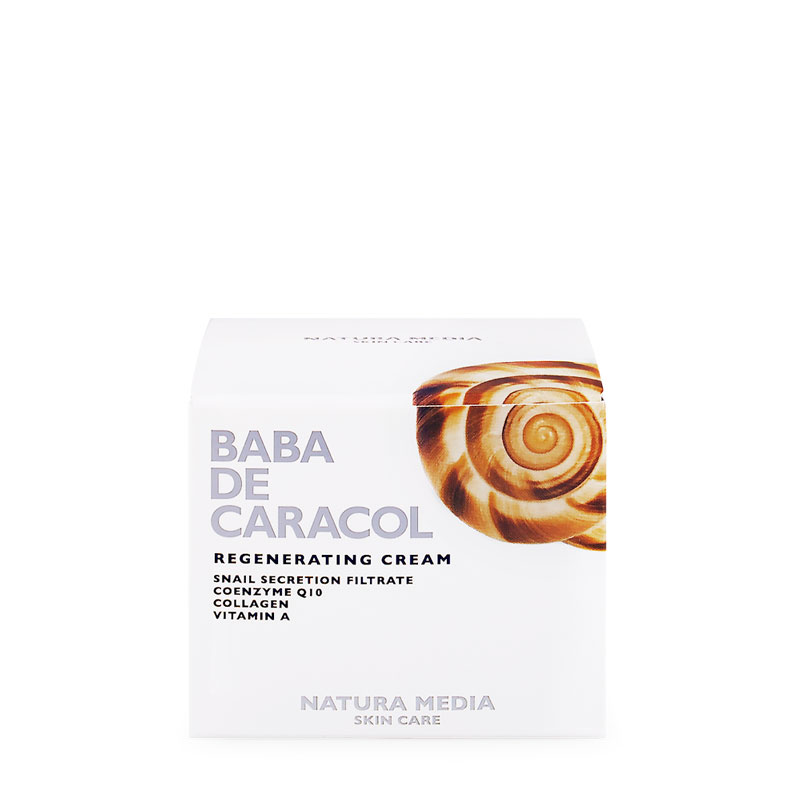 Baba de Caracol Regenerating Cream - Natura Media