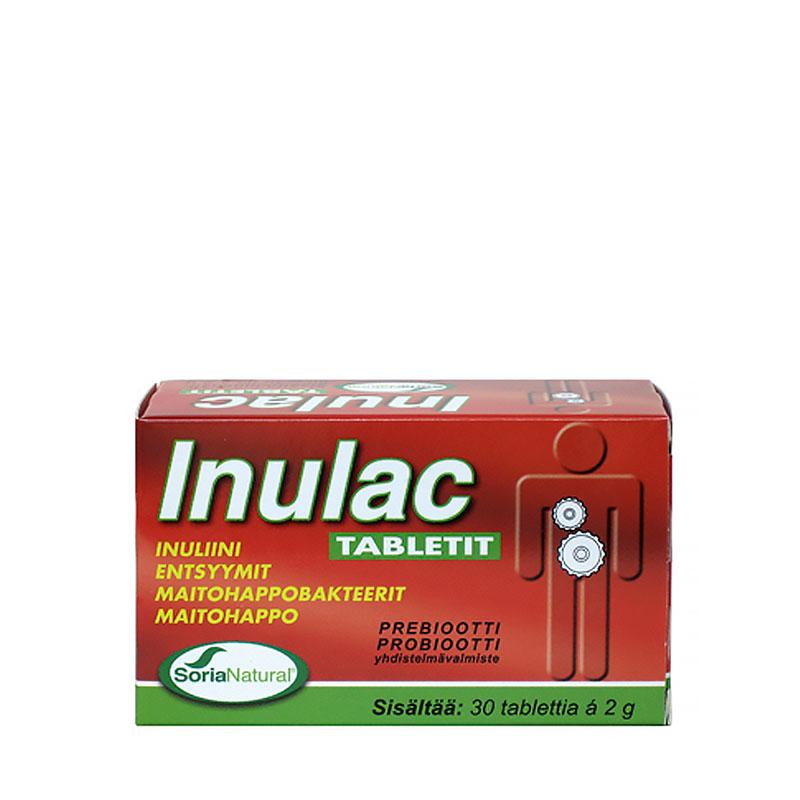 Inulac tabletit