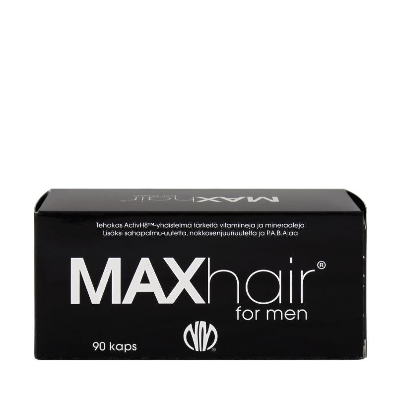 MAXhair - hiusravinne miehille