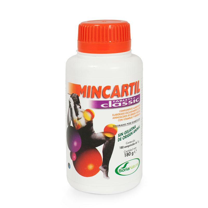 Mincartil Classic -tabletit - Natura Media