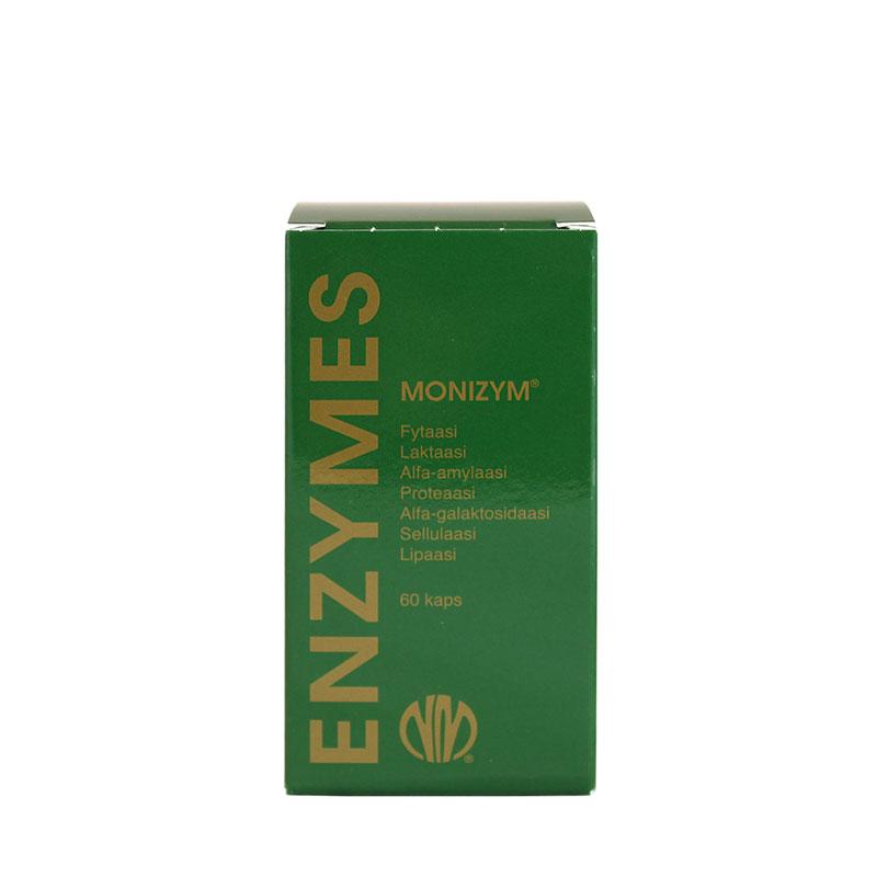 Monizym® Enzymes- entsyymikapselit
