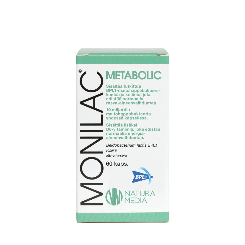 MONILAC METABOLIC