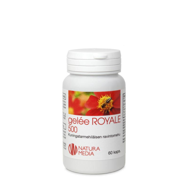 Gelee Royale (500 FU) -kapselit