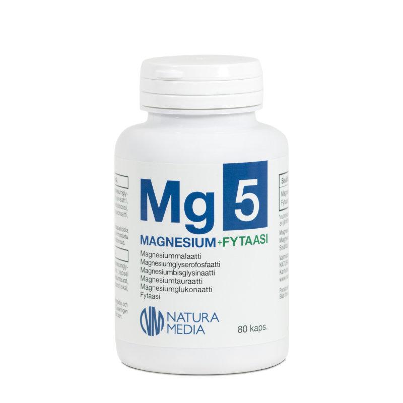 Magnesium 5 + Fytaasi