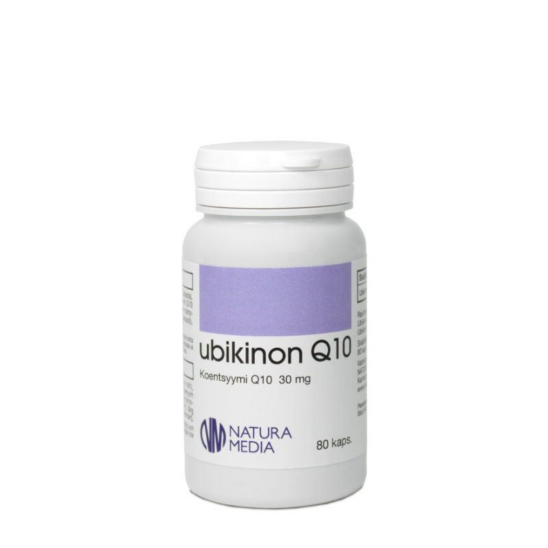 Q10 Ubikinon (30 mg)