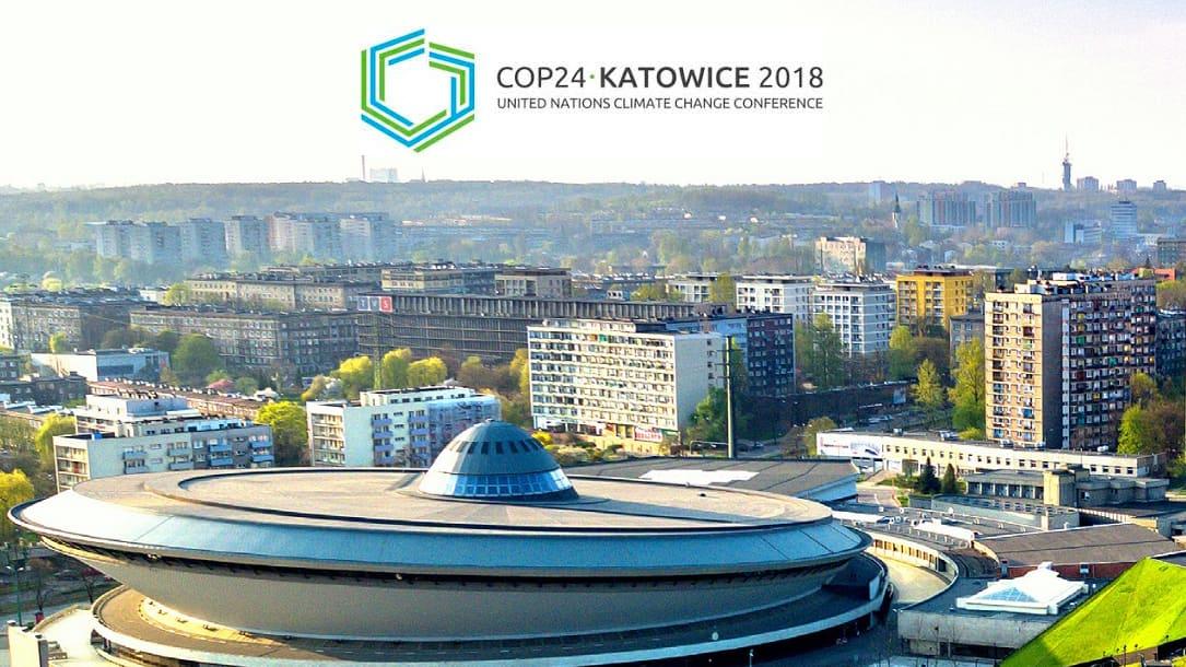Meet us at COP24 in Katowice.