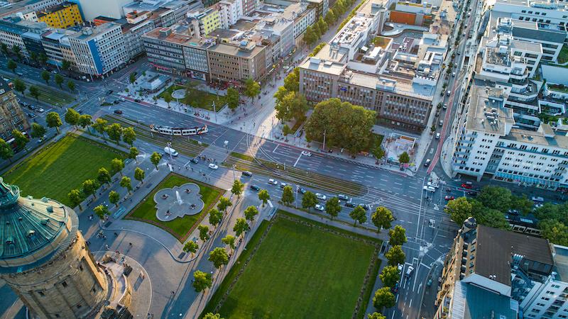 Mannheim carbon neutral