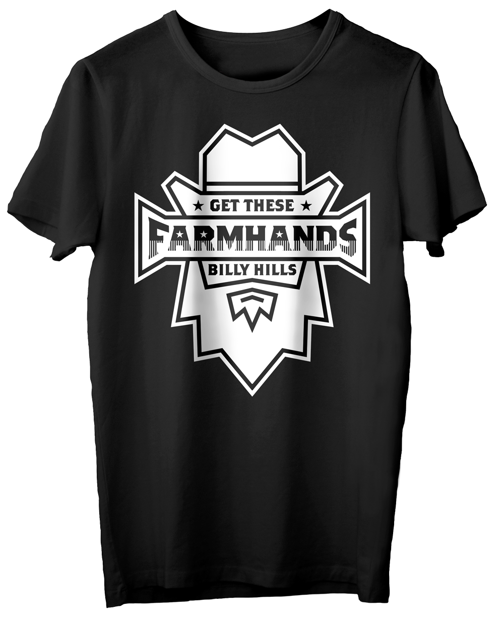 "Get These Farmhands - ""Farmer"" Billy Hills"
