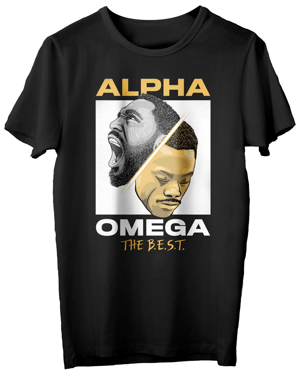 The BEST - Alpha Omega