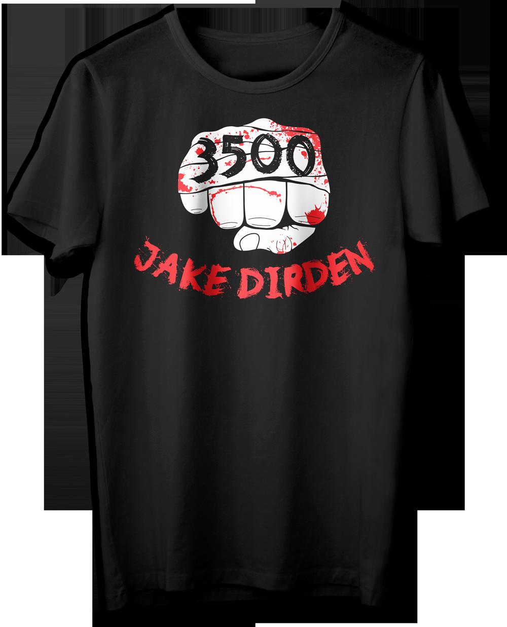 """Dirdey Knuckles - """"Dirdey"""" Jake Dirden"""
