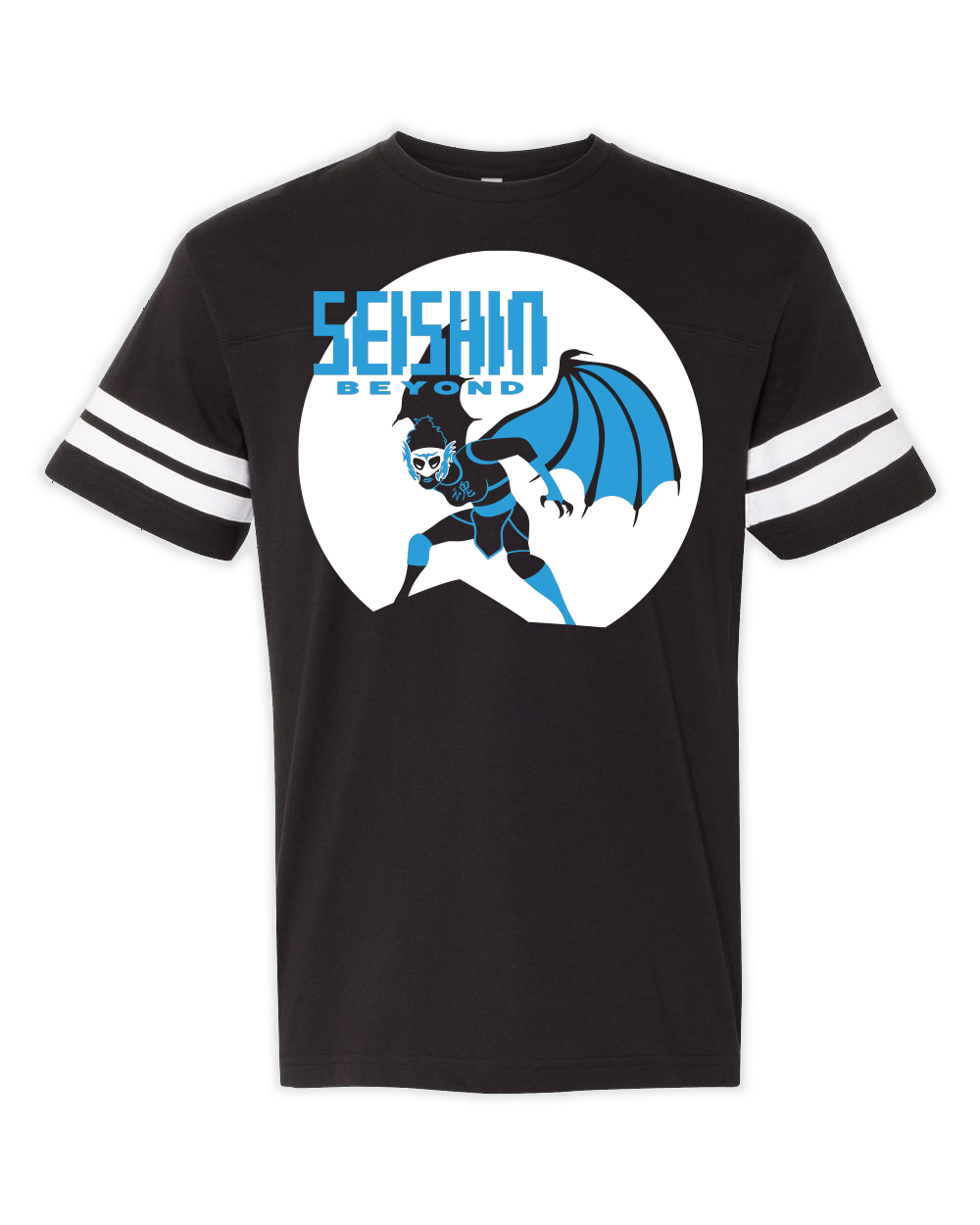 Seishin Beyond -Independent Professional Wrestling Artwork & Merchandise by Mouthpiece Studios